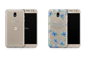 Galaxy J5 Pro Europe  UV TPU Clear