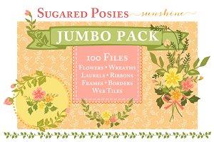 Floral Design Bundle