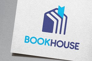 Book House Logo