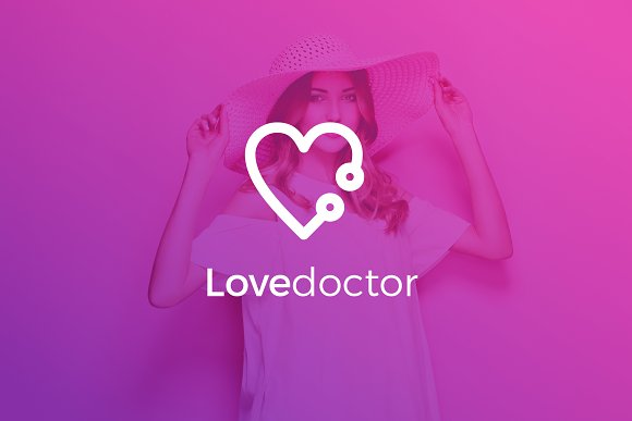 Lovedoctor Logo Template