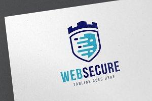 Web Secure Logo