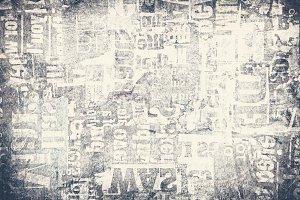 Grunge Newspaper Background