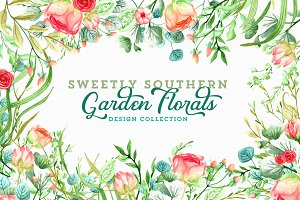 Sweetly Southern Garden Florals