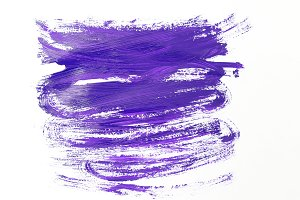 Ultra violet color paint. Background