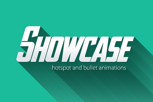 Showcase Hotspot And Bullet Mapping