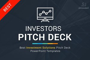 Investors PowerPoint Pitch Decks