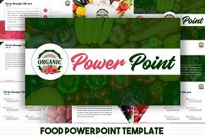 [PPTX] Food PowerPoint Presentation
