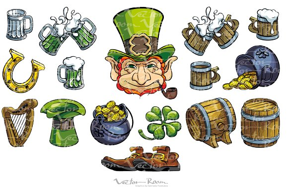 Saint Patricks Day Bundle