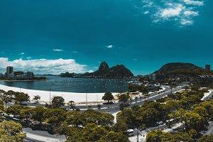 Panorama of Rio de Janeiro
