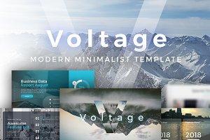 Voltage - Business Presentation