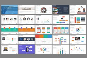 Blast Powerpoint Template