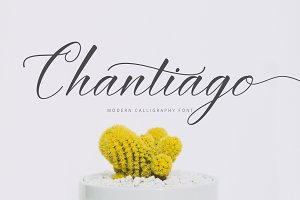 Chantiago Script