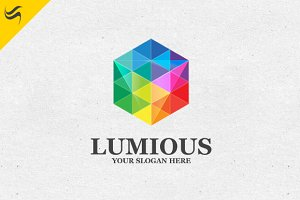Lumious Logo Template