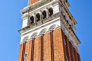 San Marco Campanile tower Venice