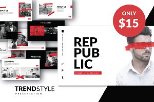PUBLIC Creative Template Powerpoint