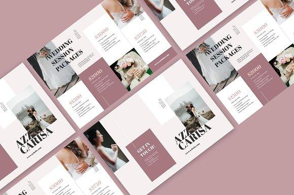 bifold pricing photograph brochure brochure templates creative