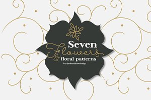Seven Flowers & Floral Patterns