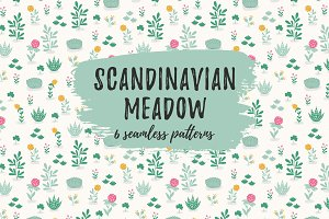 Scandinavian Meadow Patterns