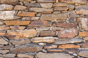 Antique old brick wal texture