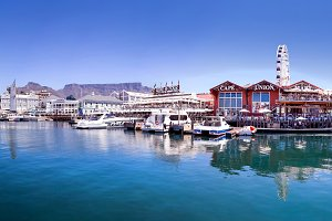 Cape Town Seafront.
