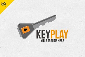 Keyplay Logo Template