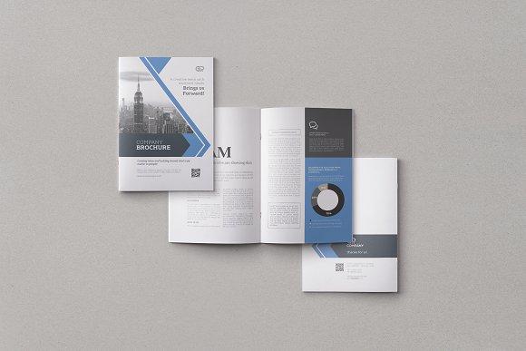 Cosmic Multipurpose Brochure
