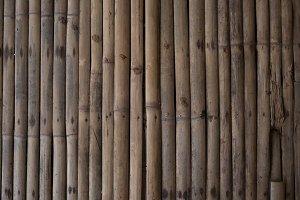 Natural bamboo floor texture