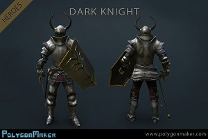 Heroes - Dark Knight