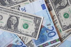 Euro and Dollars