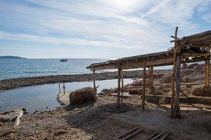 Ses Boques beach