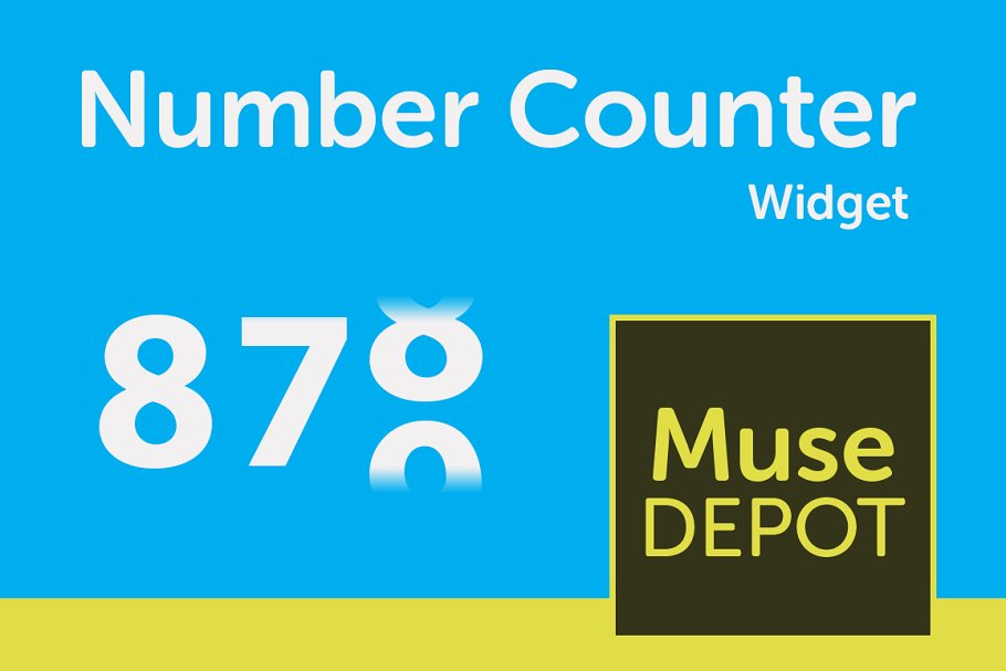 Number Counter 2 0 - Adobe Muse