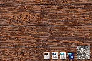 Wooden oak boards background