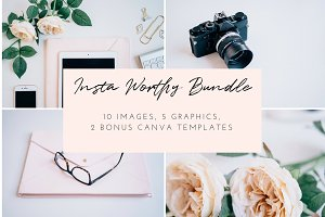 Office Styled Stock Photo Bundle | 1