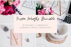 Office Styled Stock Photo Bundle | 3