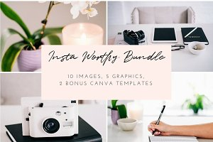 Office Styled Stock Photo Bundle | 4