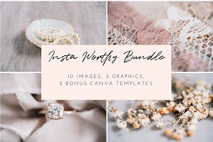 Wedding Styled Photo Bundle | 1