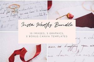 Wedding Styled Photo Bundle | 3
