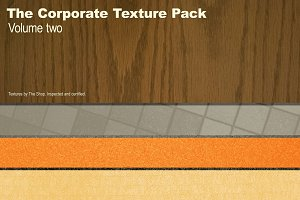 The corporate texture pack volume 02