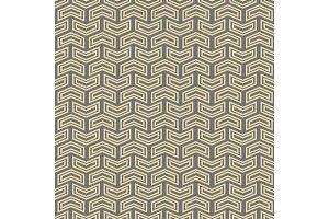 Geometric Seamless Vector Pattern