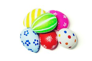 Perfect Easter eggs Hand Made.