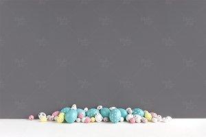 Easter wall display #9361