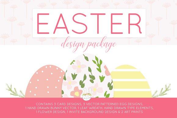 Easter Design Package