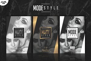 MODE STYLE Flyer Template