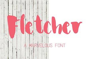 Fletcher Font