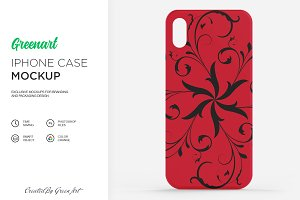 Iphone Case 6 - Mockups