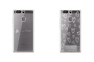 Huawei P9Plus TPU Electroplated Case