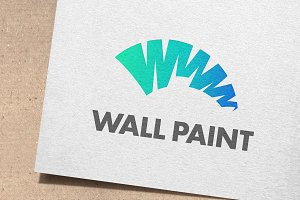 Wall Paint Logo