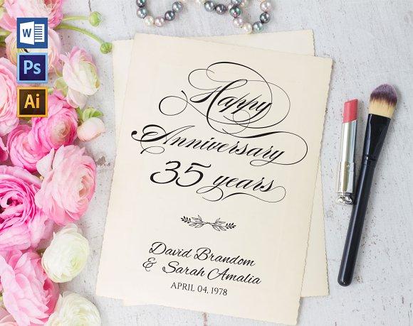 Wedding Anniversary WPC415