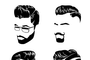 Man Hair Style Collection