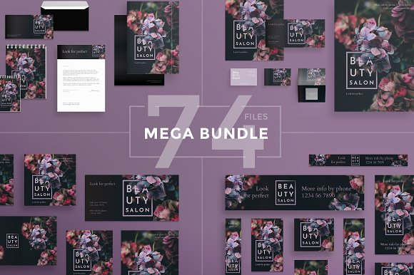 Mega Bundle Beauty Salon